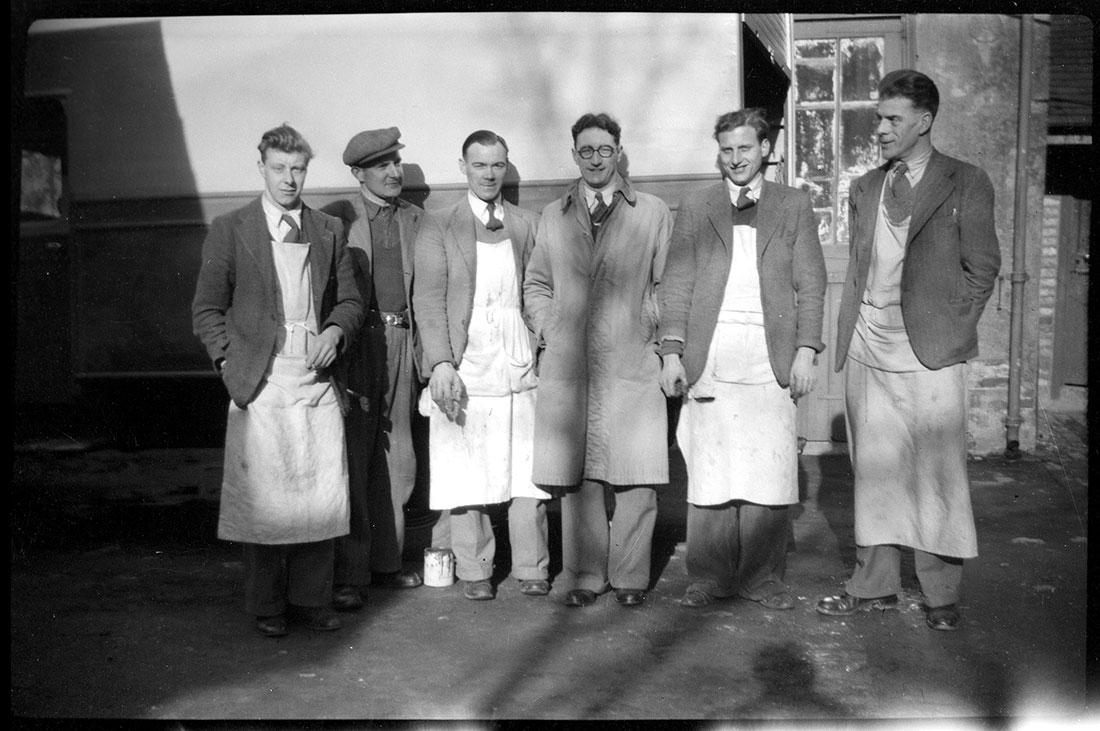 Cabinet Makers Circa 1950's